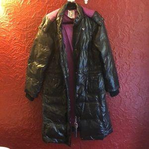 Roxy Puffy Winter Coat